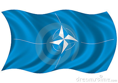 NATO flag II