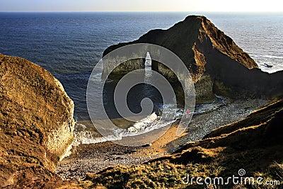 Natürlicher Bogen - Yorkshire - England