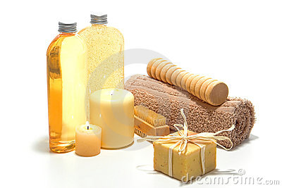 Natural Aromatherapy Soap and Hygiene Accessories