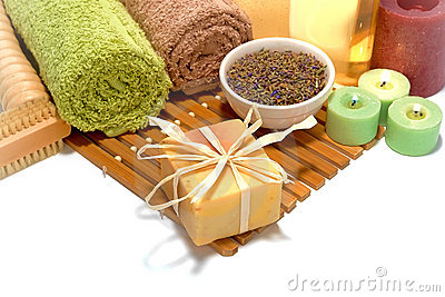Natural Aromatherapy Soap and Spa Hygiene Products