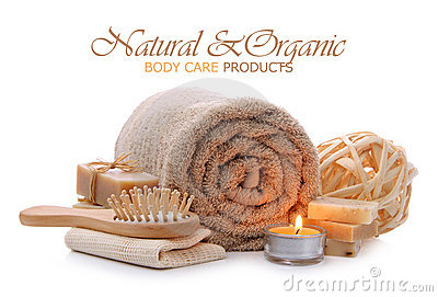 Natural bath, sauna and body care products