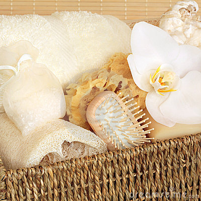 Free Natural Beauty Products Royalty Free Stock Images - 7681479