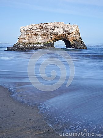 Free Natural Bridge, Erosion Landform Stock Images - 103366744