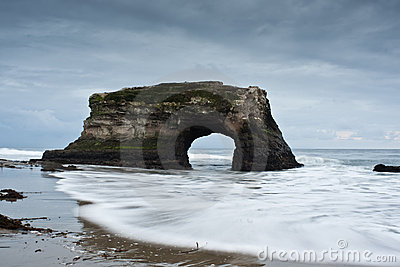 Natural Bridges State Park Santa Cruz California