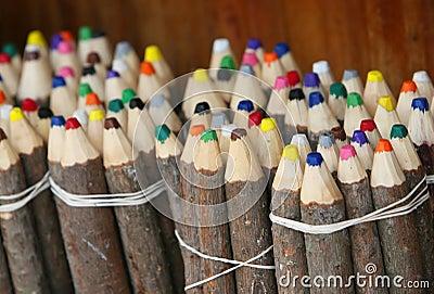 Natural Colored Pencils