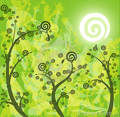 Natural dreamstime design