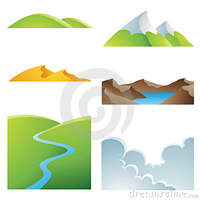 Natural Earth Landscapes
