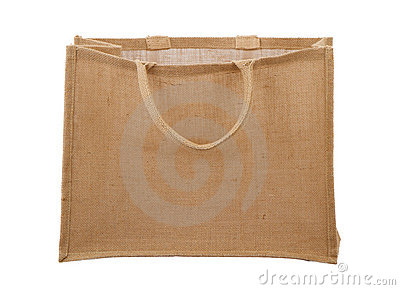 Natural Fiber Reusable Shopping Bag