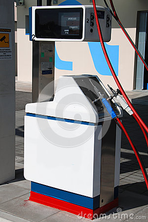 Free Natural Gas Station Royalty Free Stock Images - 27337439