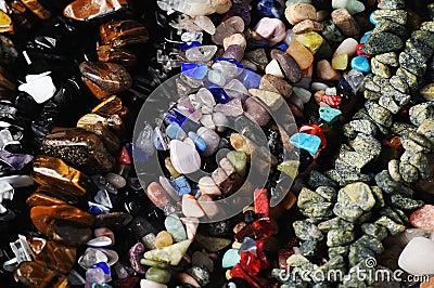 Natural gem  stones