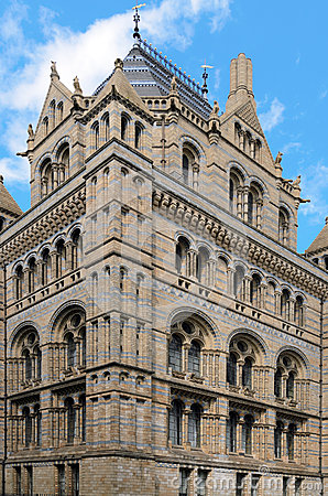 Natural History Museum Editorial Stock Image