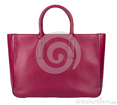 Free Natural Leather Female Purse Royalty Free Stock Photo - 48173995