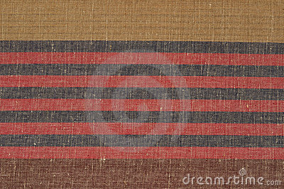 Natural linen multicolored background