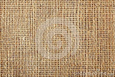 Natural linen textile texture