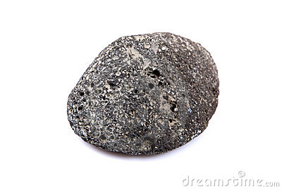 Natural Pumice Stone Royalty Free Stock Image - Image: 17563136