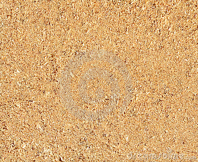 Natural sawdust texture