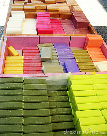 Free Natural Soaps Royalty Free Stock Images - 5913779