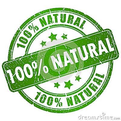 Free Natural Stamp Royalty Free Stock Photo - 26889255
