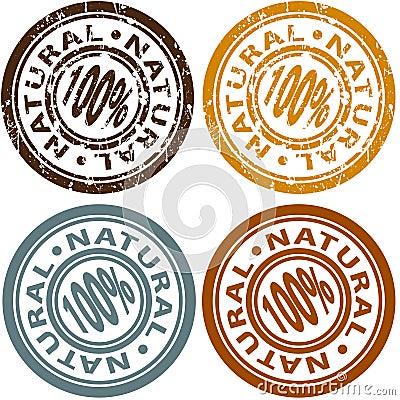 Natural Stamps