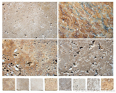 Natural stone textures