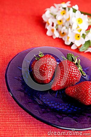 Natural Strawberries
