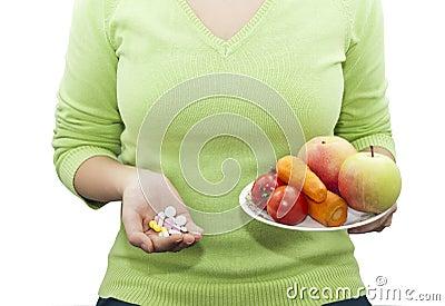 Natural and synthetic vitamins