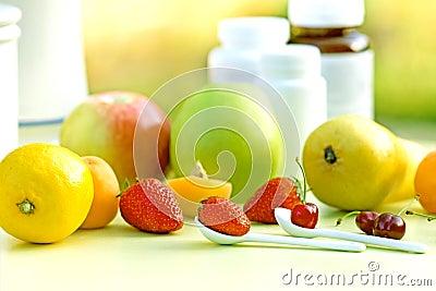 Natural vitavini for a healthy life
