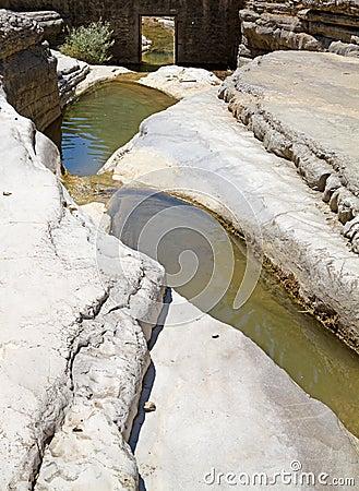Natural Water Basins