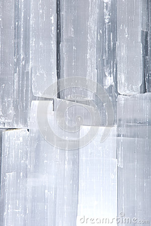 Free Natural White Selenite Rods Royalty Free Stock Photo - 95462745