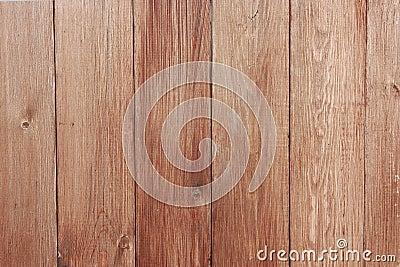 Natural wood.