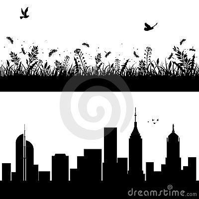Free Nature And Urban Backgrounds Royalty Free Stock Image - 20471936
