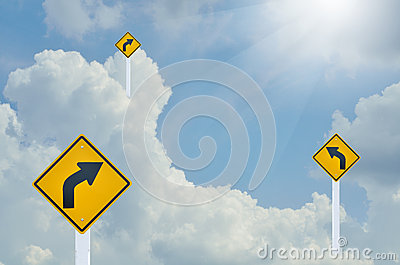 Nature background with traffics
