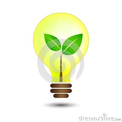Nature bulb