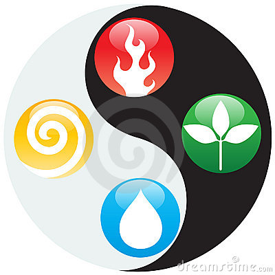 Nature Element Icons