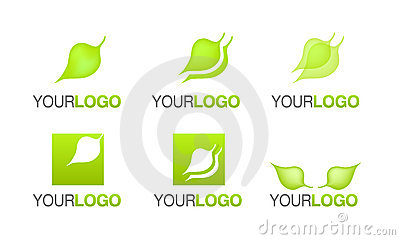 Nature environment vector logo