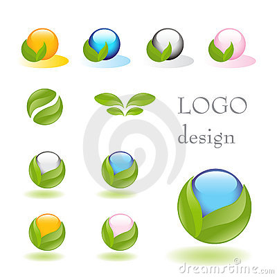 Free Nature Logo Royalty Free Stock Photo - 6567615