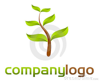 Nature logo - vector