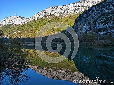 Nature Park Cetina
