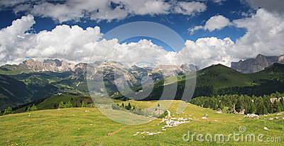 Nature scenery - Dolomites
