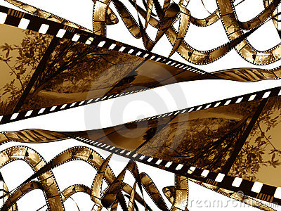 Nature shots film