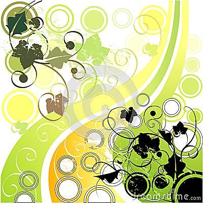 Nature-theme background