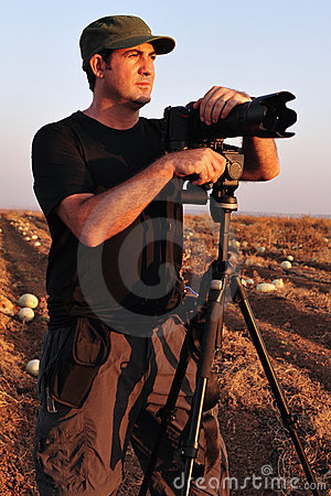 Nature Wildlife Photographer