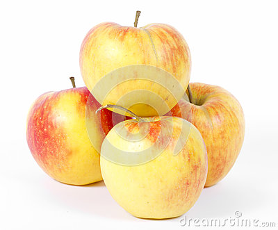Natuurlijke ecologische appelen