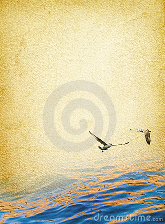 Free Nautical Background Royalty Free Stock Image - 20119866