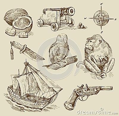 Nautical collection