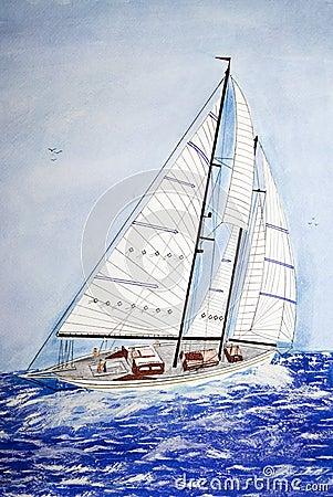 Nautical Watercolor
