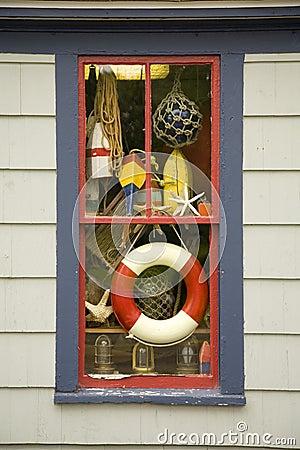 Nautical Window