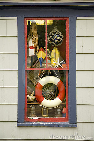Free Nautical Window Royalty Free Stock Images - 12331859