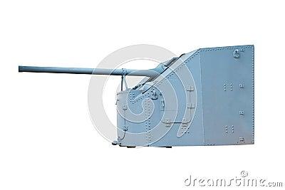 Naval Gun. World War II