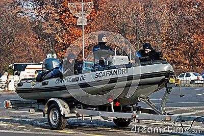 Naval troop Editorial Photo
